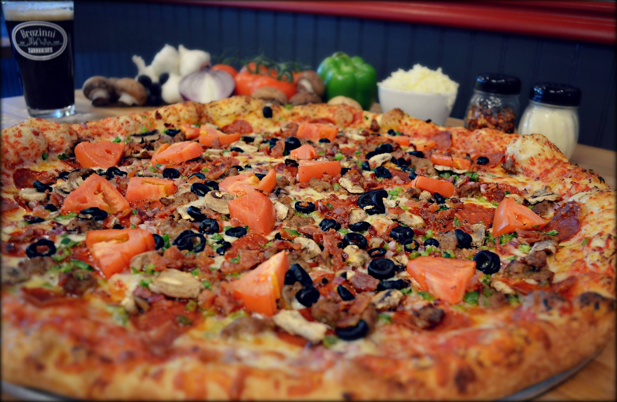 Brozinni Pizzeria | A Slice of New York here in Indianapolis!